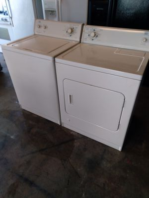 Washer and dryer large capacity heavy duty for Sale in Bellflower, CA