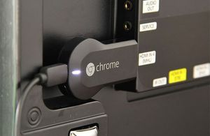 Google Chromecast - HDMI Media Streaming Made Easy + Charging Cable for Sale in Fort Lauderdale, FL