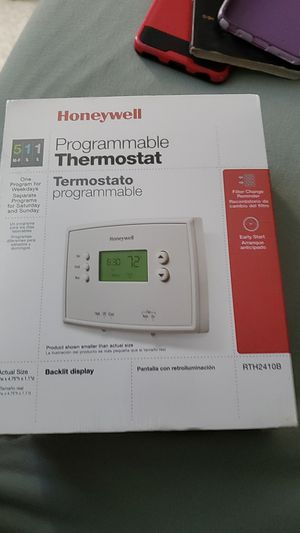 Honeywell programmable thermostat (NIB) for Sale in Aurora, CO