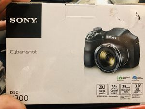 Sony DSC H300 New Digital camera for Sale in Arlington, TX