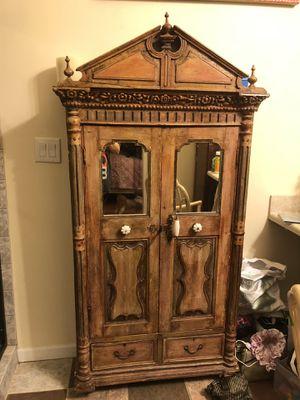 Antique chifferobe/cabinet for Sale in Decatur, GA