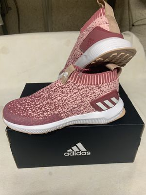 Adidas RapidaRun $40 pair .. 8 pairs available size 12 girls for like a 5-7 year old girl for Sale in Ontario, CA