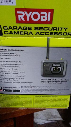 Garage seguro cámara accessory for Sale in Pico Rivera, CA