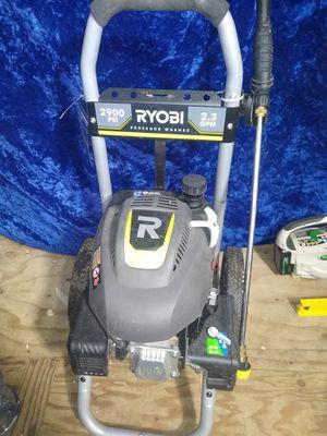 Ryobi pressure washer for Sale in Everett, WA