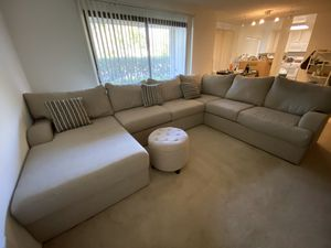 Huge 3 piece sectional for Sale in Santa Ana, CA