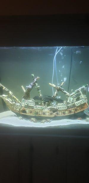 Boat for aquarium for Sale in Alafaya, FL