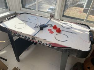 Air hockey table for Sale in Woonsocket, RI
