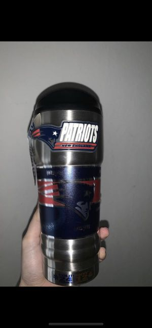 NE Patriots Vacuum Insulated Cup for Sale in Hayward, CA