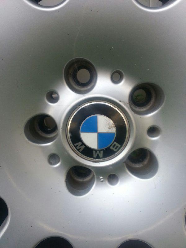 Bmw 16 'wheels