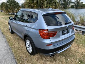 2013 BMW X3 xdrive only $10,100 today. Clean tittle for Sale in Davie, FL