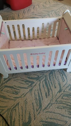 American Girl Doll Crib for Sale in Lakeside, CA