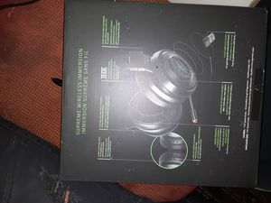 Razer nari wireless gaming headphones for Sale in College Park, GA