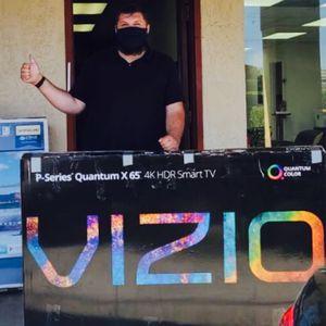 Vizio 65 inch P series quantum X 4K TV smart for Sale in Norwalk, CA