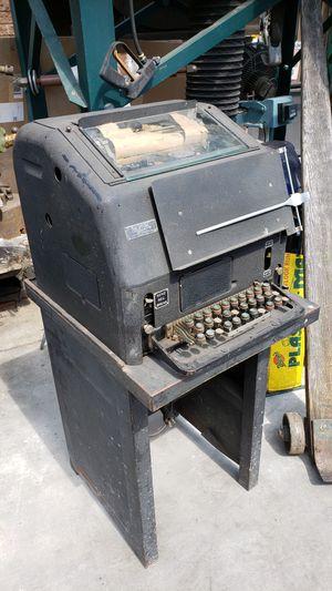 Teletype a antique fax for Sale in Montebello, CA