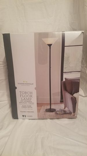 Floor lamp for Sale in Winchester, VA