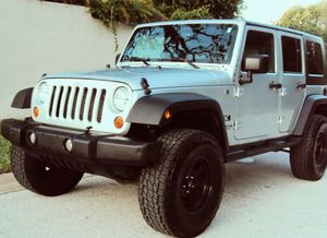 4-WHEEL DRIVE 2OO7 Jeep Wrangler for Sale in New Orleans, LA