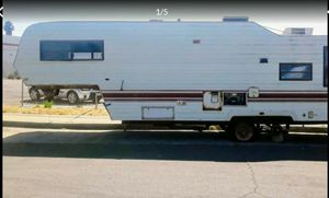 1984 FLEETWOOD PROWLER TRAVEL TRAILER for Sale in San Diego, CA