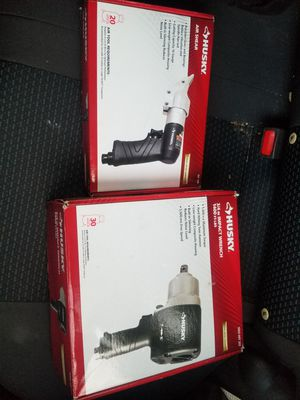HUSKY AIR POWERED TOOLS for Sale in Vancouver, WA