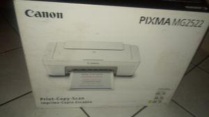 Canon printer pixma mg2522 for Sale in Phoenix, AZ