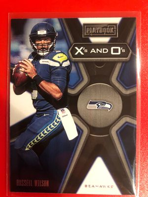 Russell Wilson collector card for Sale in Vancouver, WA