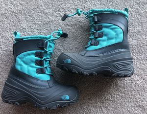 Kids North Face Snow Boots for Sale in Kent, WA