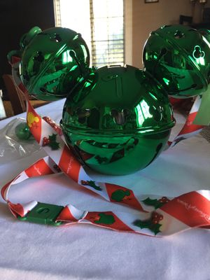Green Disney jingle Bell cup for Sale in Norwalk, CA