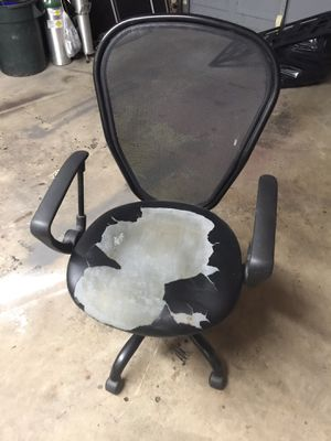 Computer chair for Sale in WLKS BARR Township, PA