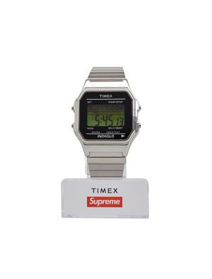 Supreme Timex Watch Silver for Sale in Anaheim, CA