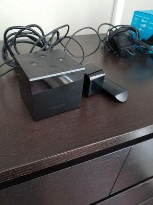 Amazon Fire TV Cube - 4K. 1st Gen for Sale in Frisco, TX