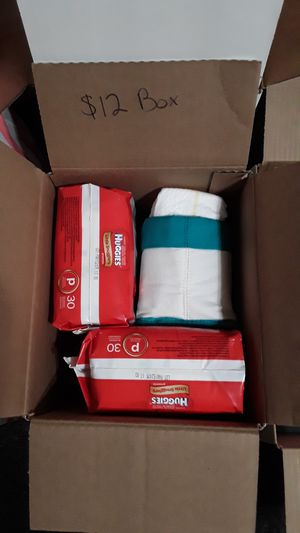 PREEMIE DIAPERS!!!! for Sale in Denver, CO