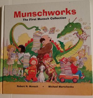 Munschworks collection book for Sale in Ontario, CA