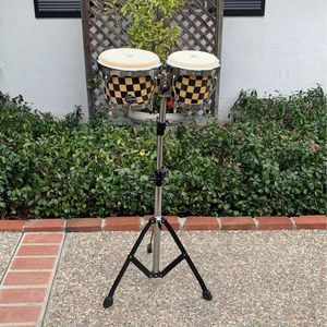 Professional Bongos w/ Stand for Sale in Newark, CA
