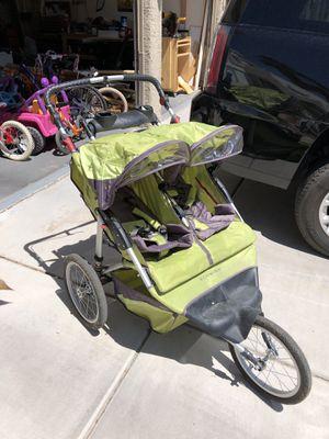 Schwinn Double Jogging Stroller for Sale in Las Vegas, NV