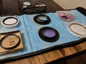 Nikon Camera lenses bundle for Sale in Charlotte, NC