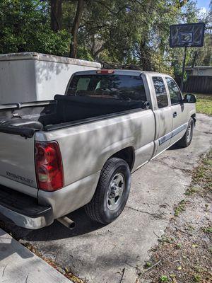 2003 CHEVY SILVERADO 1500 EXT CAB for Sale in Tampa, FL