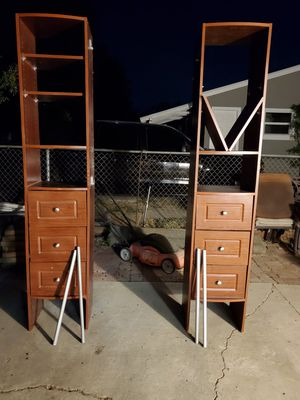Closet organizer for Sale in Corona, CA