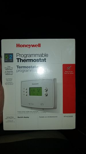 Honeywell Thermostat for Sale in Ontario, CA