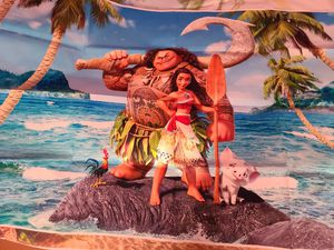 Moana party decorations for Sale in Downey, CA