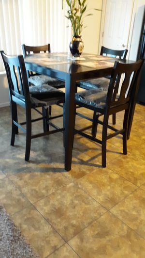 Counter height dining table set for Sale in Avondale, AZ