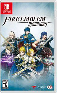 Nintendo switch fire emblem warriors for Sale in Chicago, IL