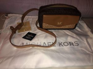 Mk mini around the waist pouch bag brand new for Sale in Chula Vista, CA