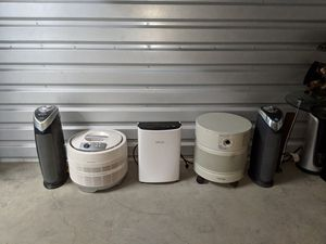 Air Purifiers for sale for Sale in Los Angeles, CA