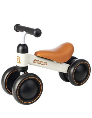 Retrospec Cricket Baby Walker Balance Bike with 4 Wheels for Ages 12-24 Months for Sale in Pacheco, CA