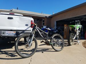 2013 knolly podium downhill bike for Sale in San Diego, CA