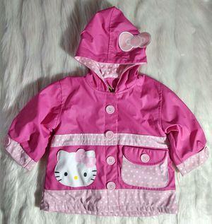 Hello Kitty Rain Coat size 2T for Sale in Honolulu, HI