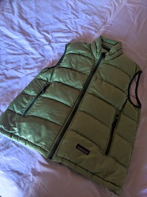 Patagonia women's vest puffer size M for Sale in Englewood, CO