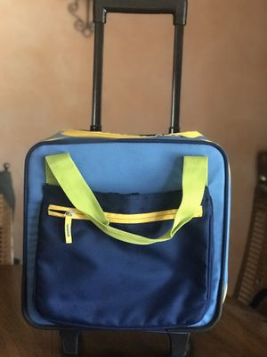 Kids rolling suitcase for Sale in Fountain Valley, CA