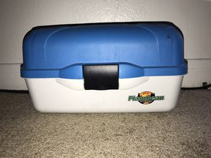 Tackle box fishing for Sale in Las Vegas, NV