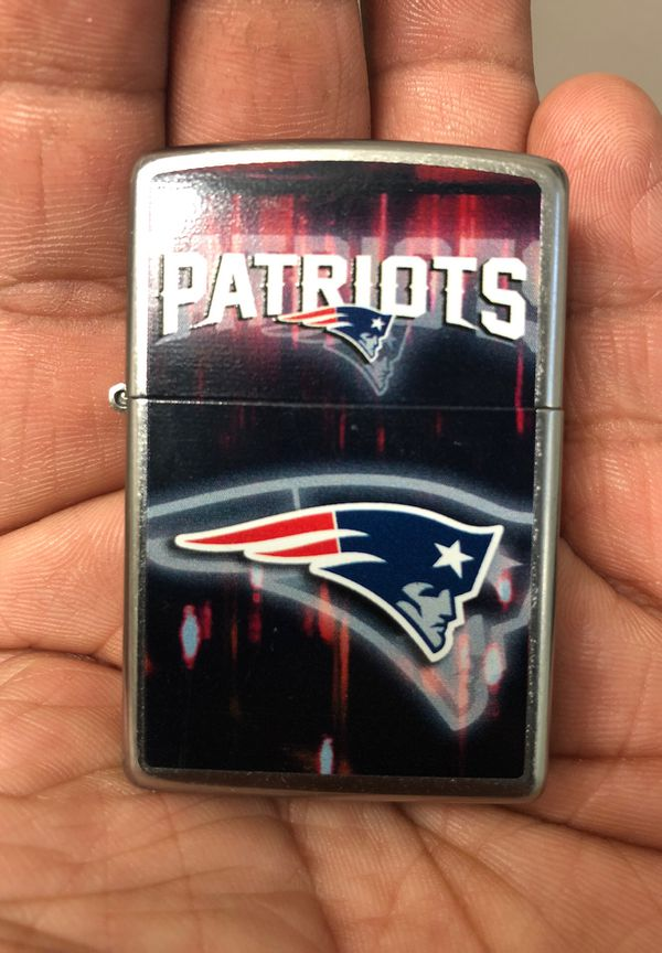 New England Patriots Zippo Lighter Encendedor Zippo