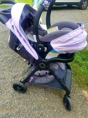 Saftey 1st Carseat & stroller for Sale in Montesano, WA